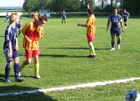 sv oftering - union buchkirchen 2. klasse mitte ost fussball oberösterreich