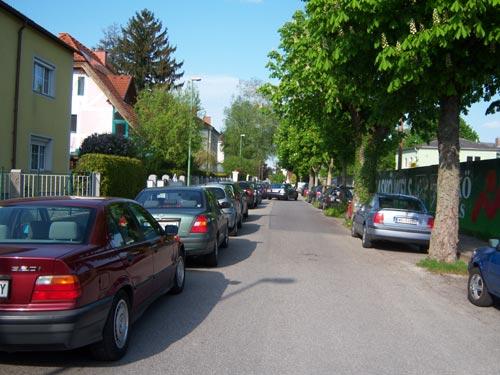 parkplatzprobleme