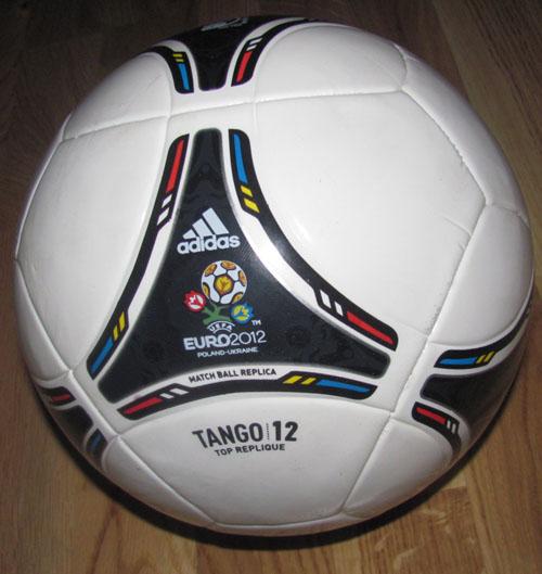adidas euro ball 2012 tango 12
