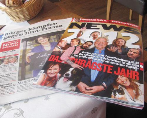 Gasthaus Haltestelle Oftering NEWS Bezirksrundschau