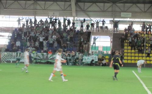 REO Vilnius – Žalgiris Vilnius Sportima Derby