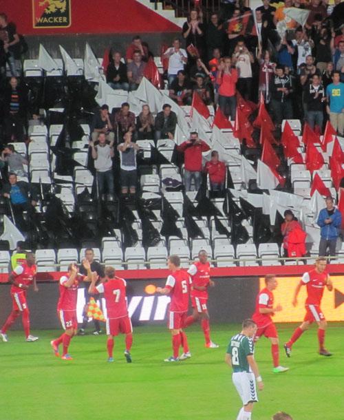FC Admira Wacker Möding - Zalgiris Vilnius Schalgiris